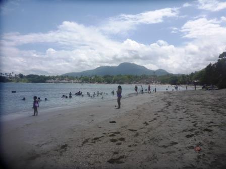 Copresi beach