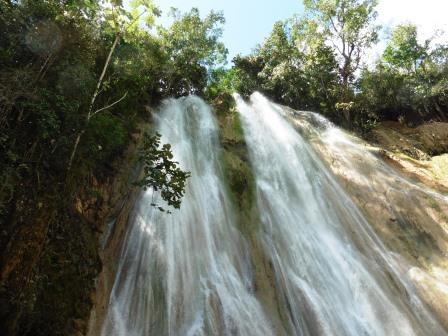 El Limon Waterfall 2