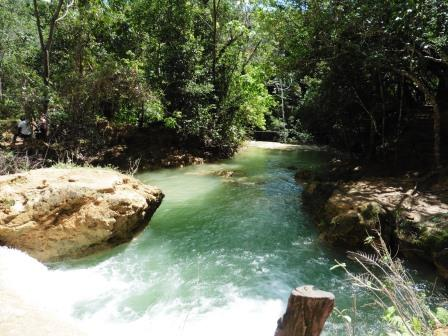 El Limon Waterfall 3