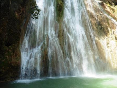El Limon Waterfall 4