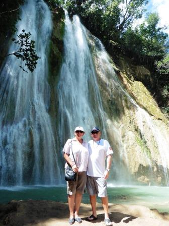 El Limon Waterfall