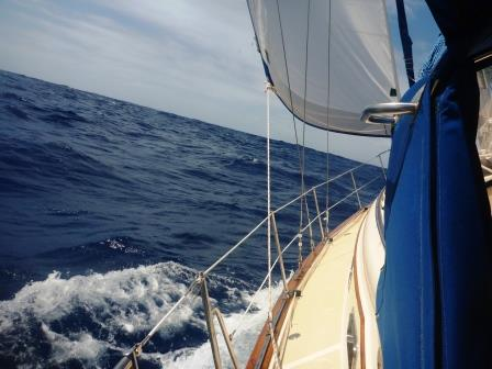 Into the Mona Passage