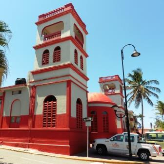 Puerto Plata fire station