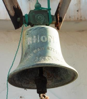 The Rhone's Ships Bell