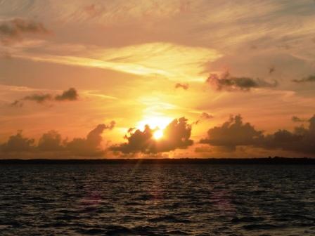 Bahamas sunset 2