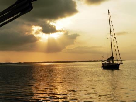 Exuma sunset 2