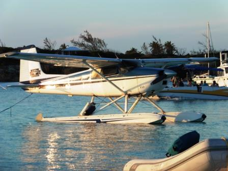 Planes as well as dinghies