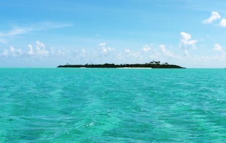 Perfect desert island