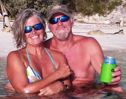 Scott and Paula