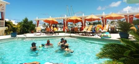 Marina pool