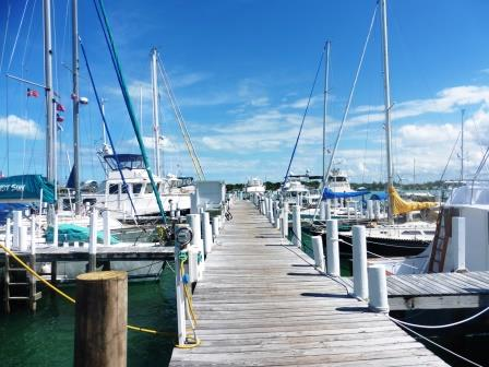 Marsh Harbour marina 2
