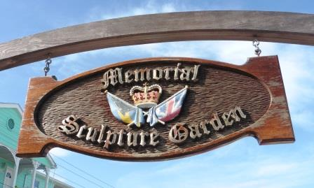 Memorial Sculpture Garden