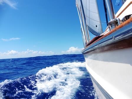Perfect sailing