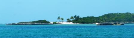 Private beach hideaways