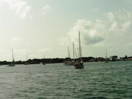 Goodbye Settlement Harbour