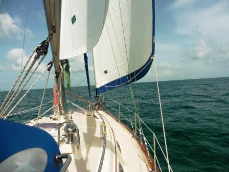 Sailing again....