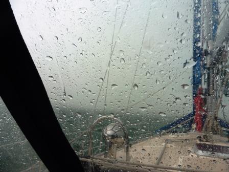 Thunderstorm again