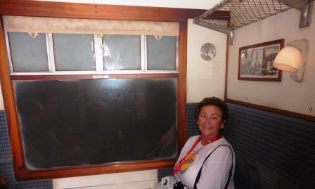 Remember these train carriages