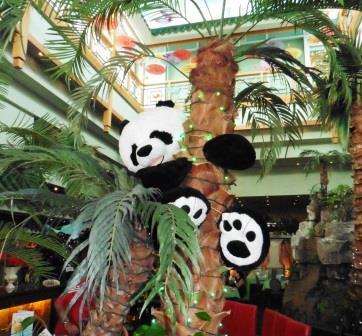 Save a panda