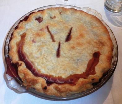 Scary Cherry Pie