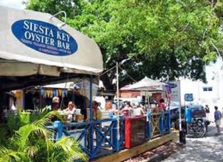 Siesta Kay Oyster Bar