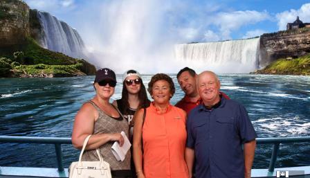Trip to Niagara