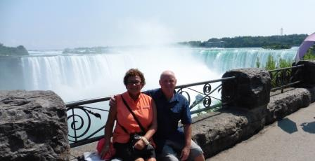 Us at Niagara