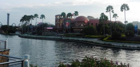 View from City Walk 1