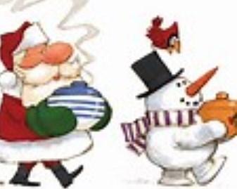 Christmas Potluck