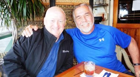 Jim and Richard