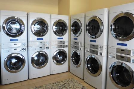 Marina laundry