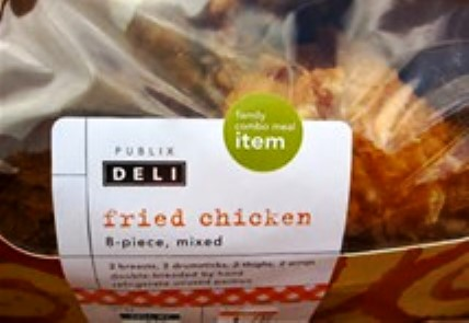 Publix chicken