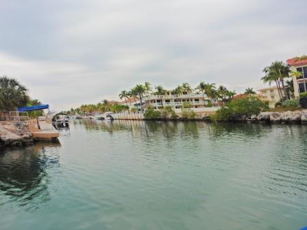 Canal Key Largo