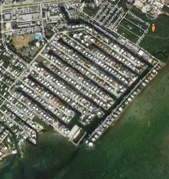 Key Largo resorts marina