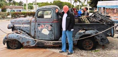 Mr Mac's Truck