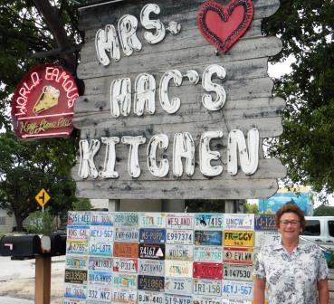 Mrs Mac at Mrs Macs