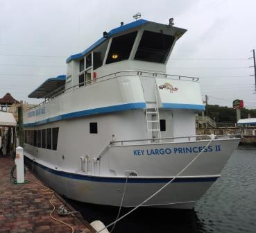 Princess II boat