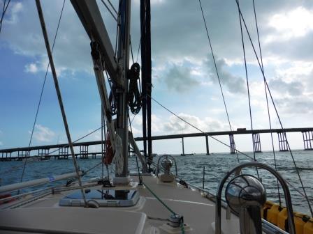 Towards the fixed bridge