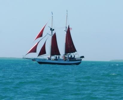 Nearing Key West 2