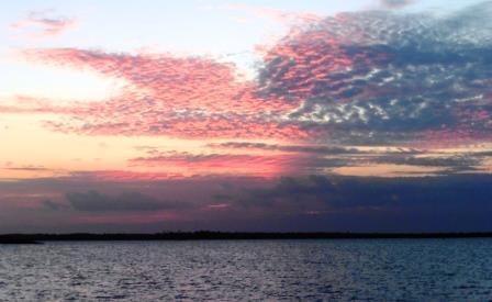 Bahia Honda sunrise 1