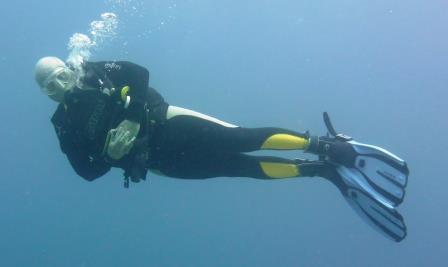 Drift dive 7