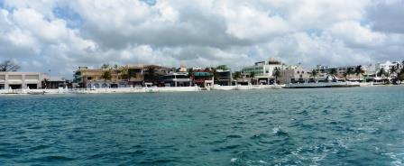 Cozumel waterfront 2