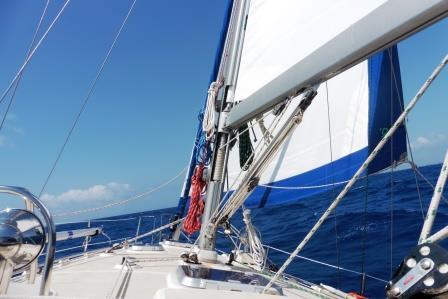 Fantastic sail