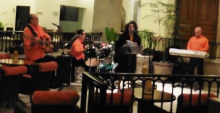 Hotel band