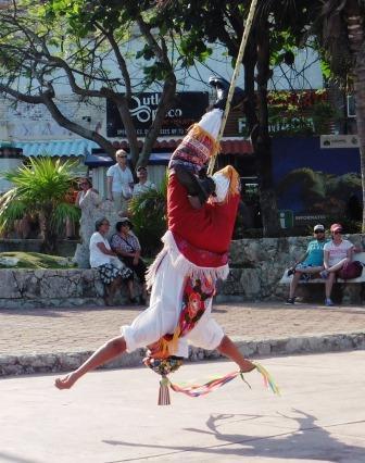 Mayan pole 5