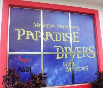 Paradise Divers