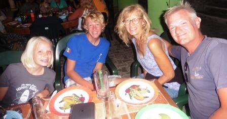 Sunny Ray family
