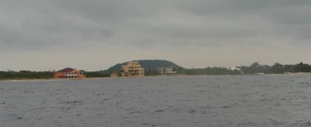 Land ahoy Utila