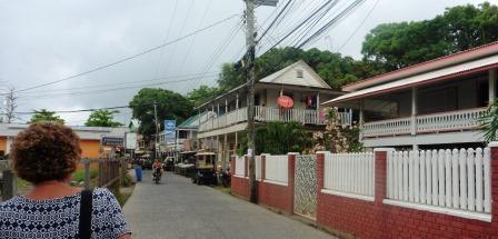 Utila town 1