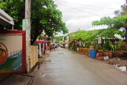 Utila town 12